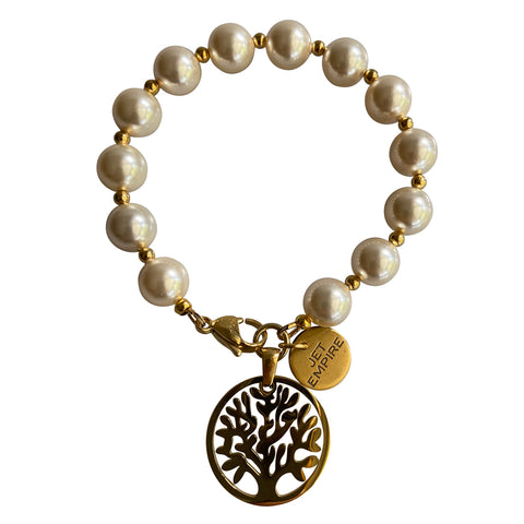 One Tree Hill - Cream (Gold)