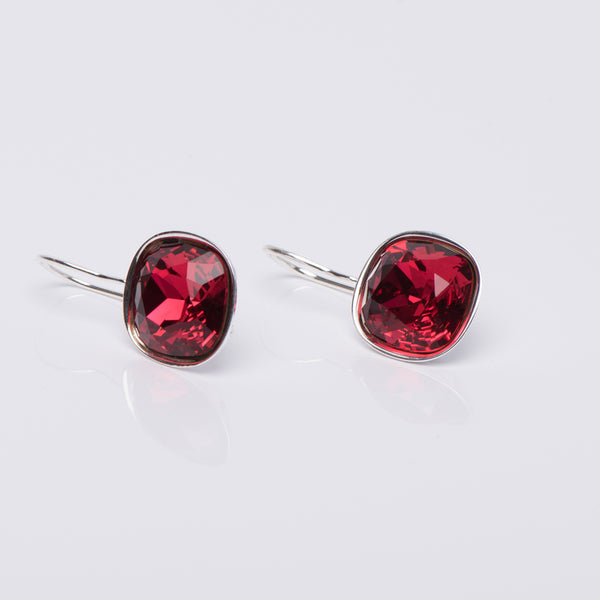 Scarlet A Movie Script Ending Swarovski Crystal earrings