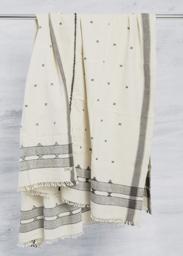 Amro Organic Cotton Throw