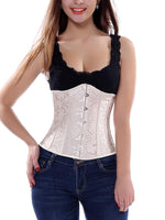 Corset jacquard mode simple