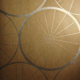 Cycle Giftwrap _ Hand Screenprinted
