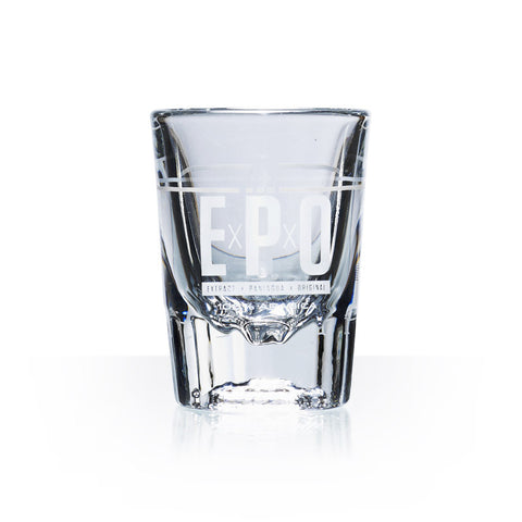 'Perfect Shot' EPO Espresso Glass