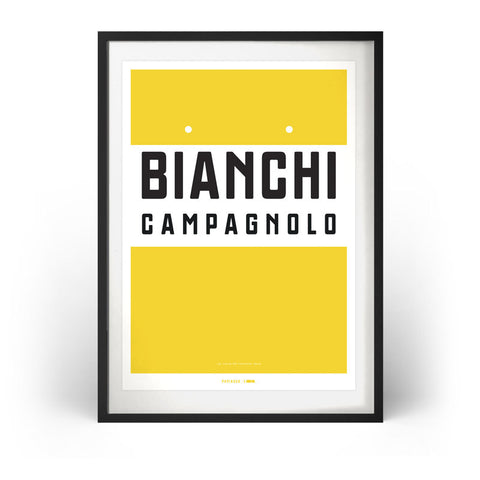 Coppi Le Tour '52 Screenprint