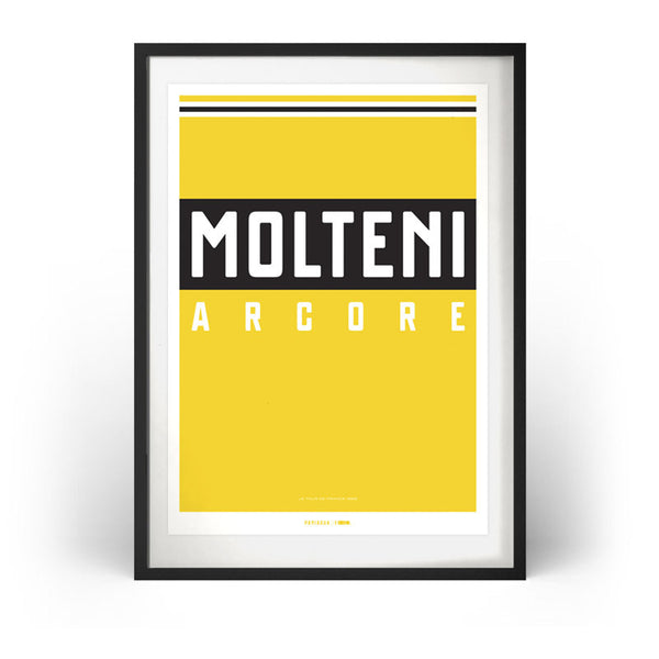 Merckx Le Tour '69 Screenprint