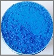 Blue POWDER COLOUR