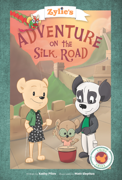 Zylie's Adventure on the Silk Road