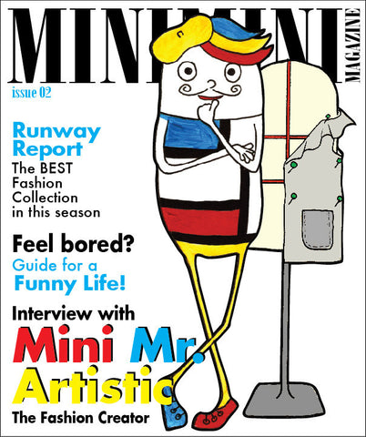 Mini Mr. Artistic