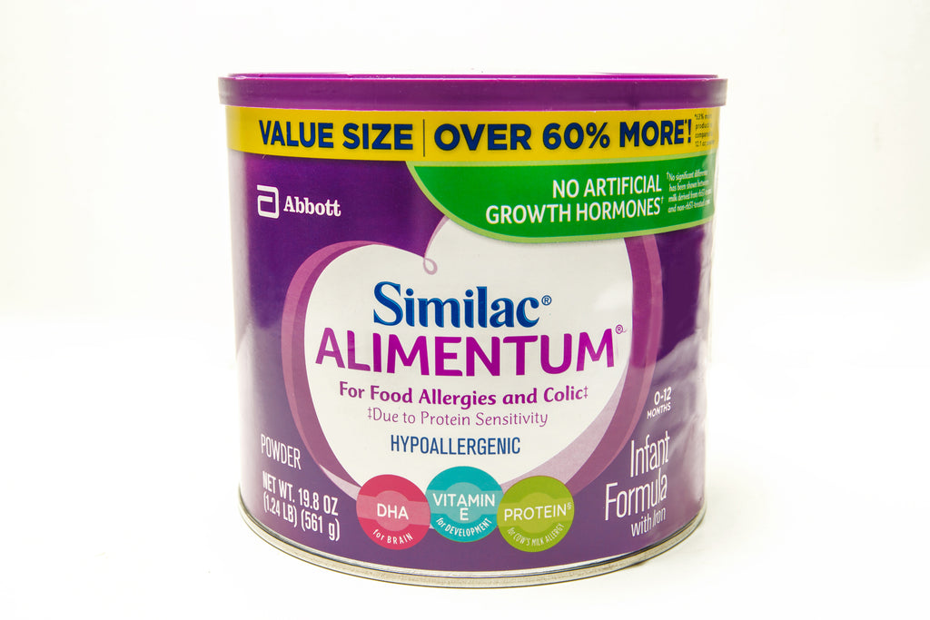 Infant Formula Alimentum 4-19.8oz value pack