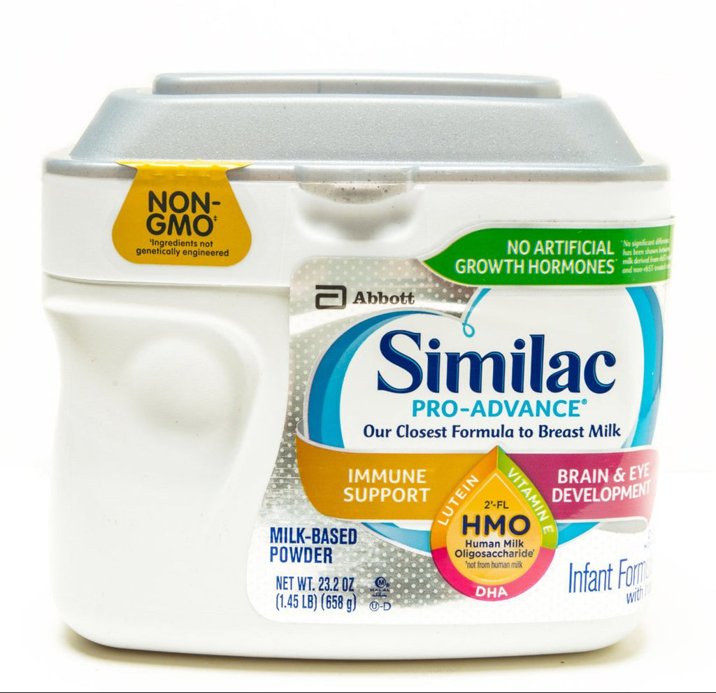 Similac Pro advance 23.2 oz
