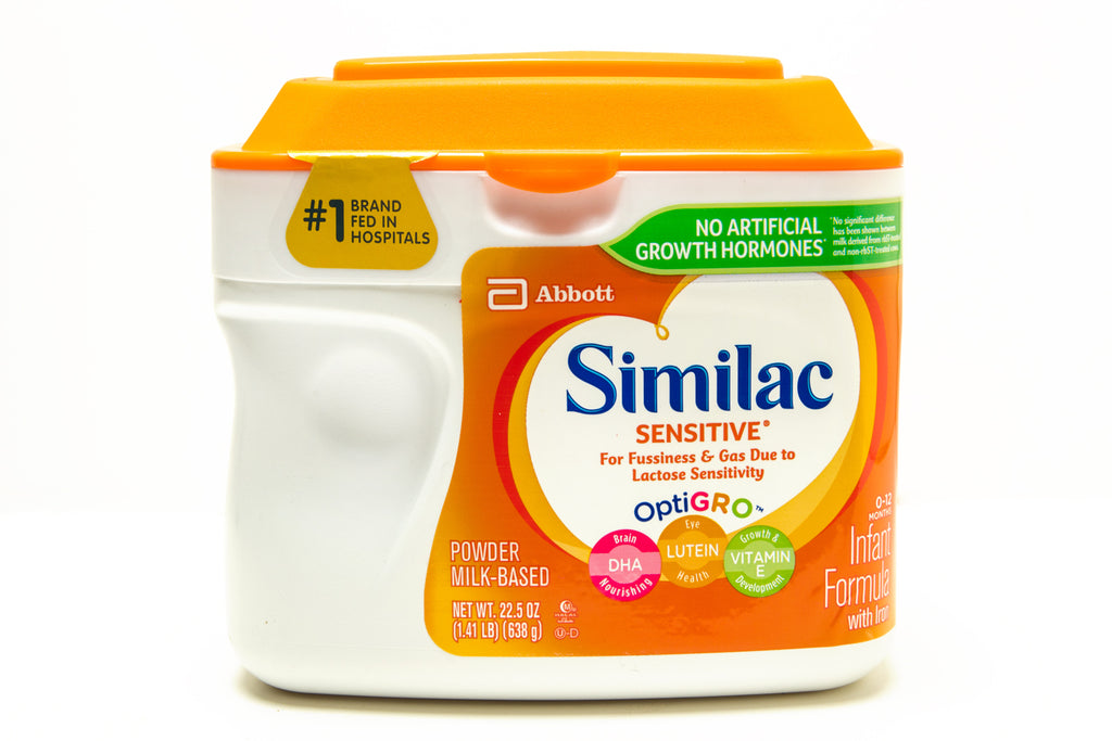 Similac Sensitive powder 22.5 oz /1.41lb.