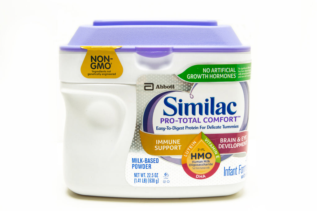 Similac Pro Total Comfort 22.5 oz tub