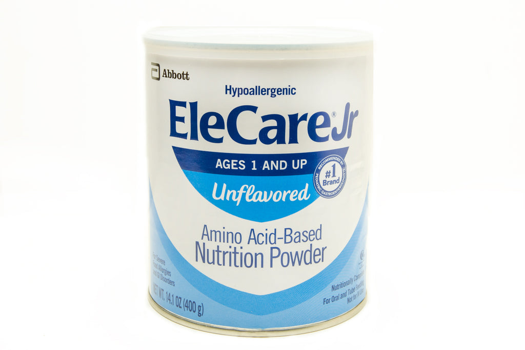 Elecare Junior Unflavored Case of 6 - 14.1 oz