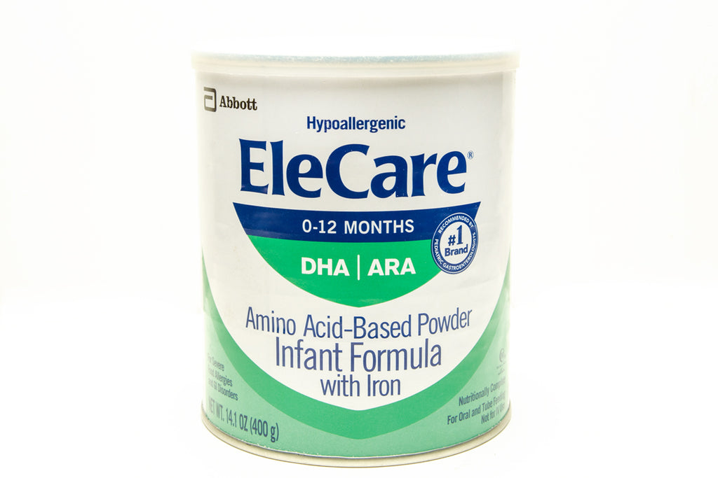 EleCare Infant Baby Formula-14.1 Ounces-6 Pack