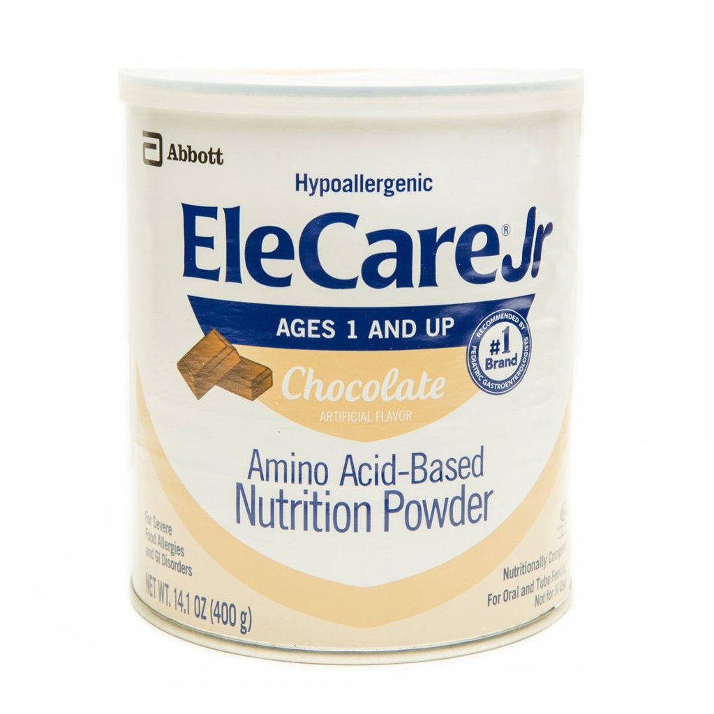 EleCare Jr Toddler Formula - Chocolate Case of 6 14.1 oz