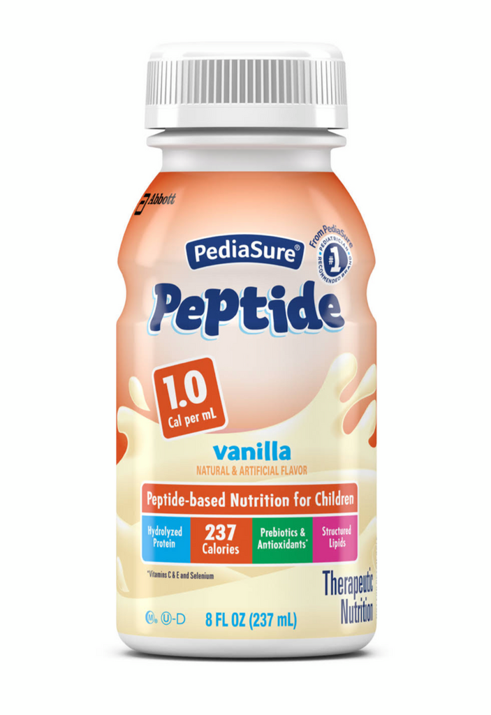 Pediasure Peptide 1.0 (8oz, 24pk)