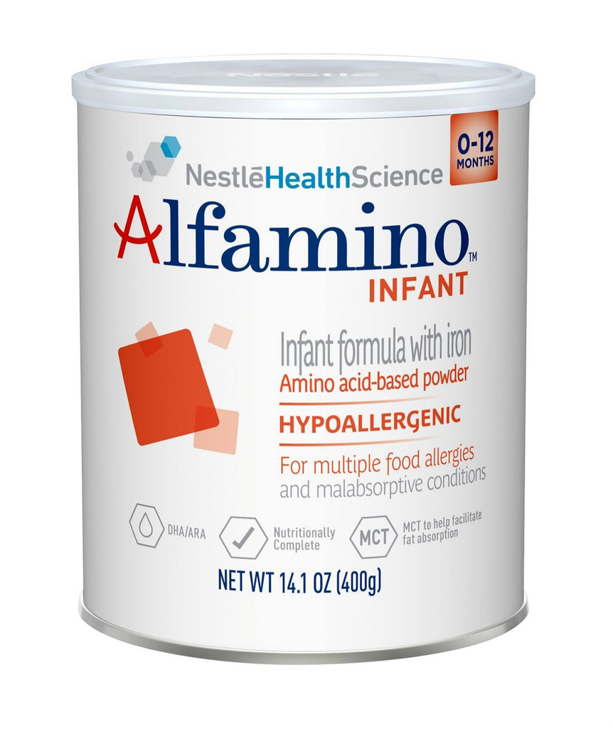 Alfamino Infant Unflavored Powder 6-14.1 oz