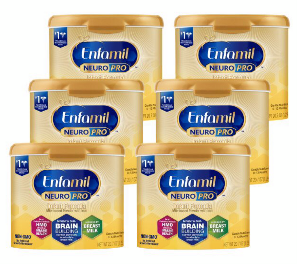 Enfamil NeuroPro 6 PACK 20.7 oz