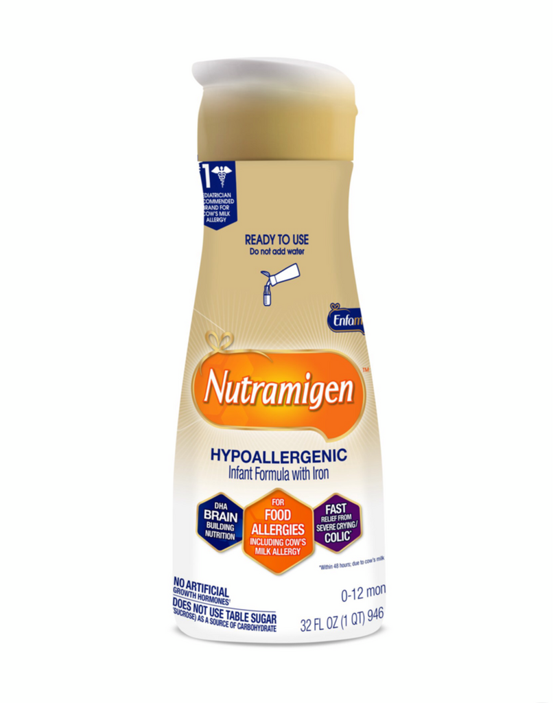 Enfamil Nutramigen Ready-To-Feed (6-32 oz) Case