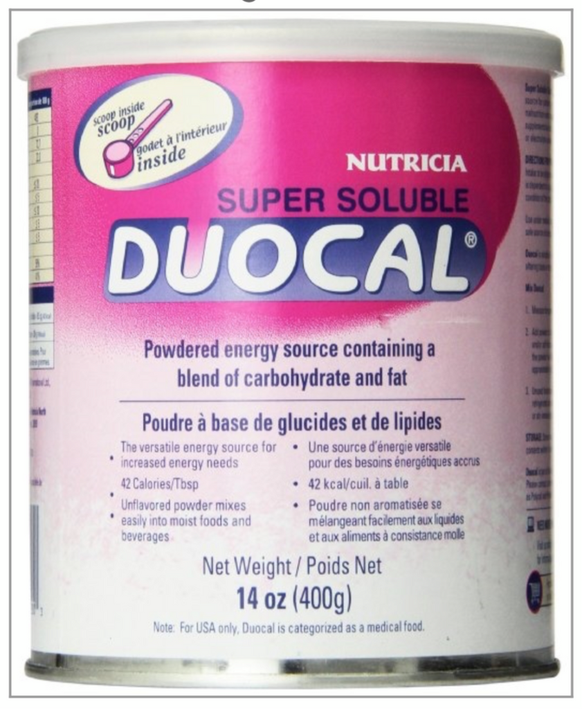 Duocal- Unflavored 14 OZ Can