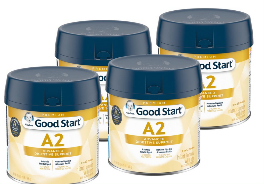 Gerber Good Start A2 Milk - 4 Pack