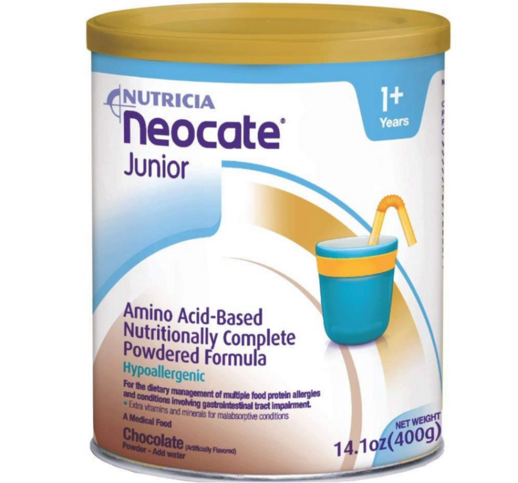 Neocate Jr. Chocolate - 4 Pack 14.1 oz