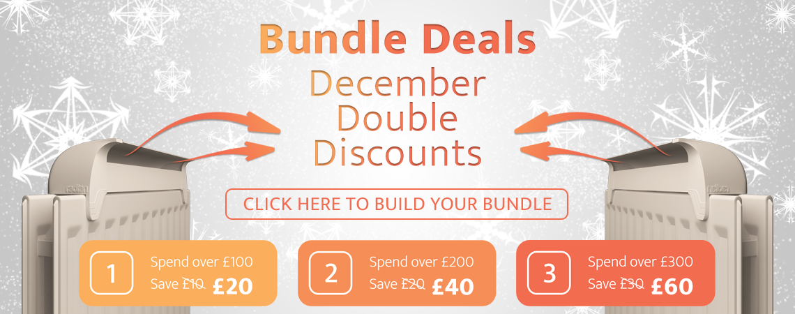 December Double Discount multi buy discount banner image