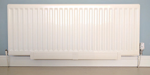 Radfan Slim on a radiator