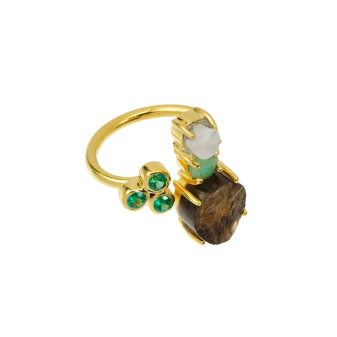 Boudicca Split Ring