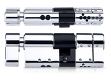 Avocet ABS Euro Key And Turn Thumbturn (Quantum) Cylinder - High Security Door Lock - Keyed Alike