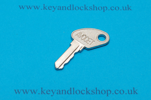 Avocet WMS window lock key