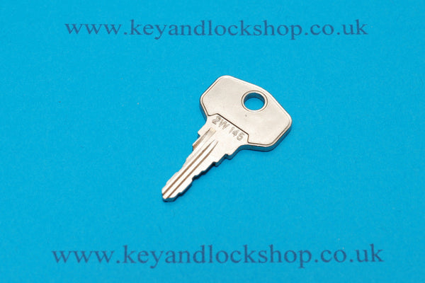 Hoppe Window Lock Key - 2W145