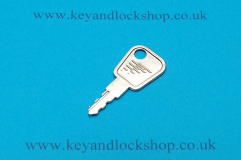 Fab & Fix Window Lock Key