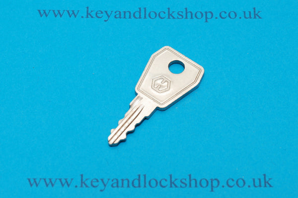 Hoppe Window Lock Key
