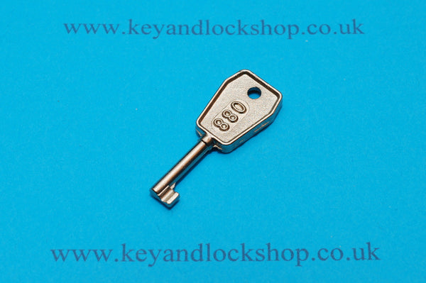 Canterbury / Forma window key 088