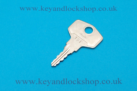 Roto Window Lock Key - 1G1