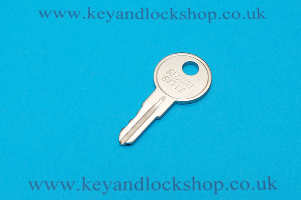 Securistyle Window Handle Key