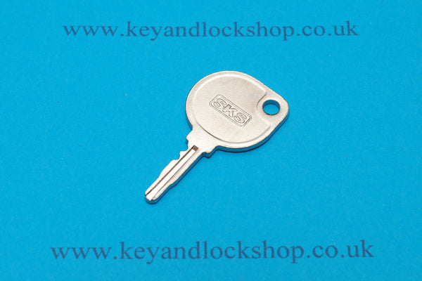 Titon Window Lock Key - 2W153