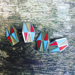 Art Deco Cufflinks