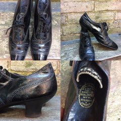 Hook Knowles Shoes 1910