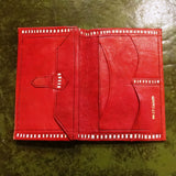 Red Wallet/Purse