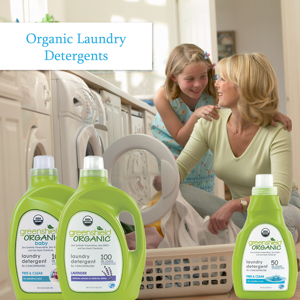 Organic Laundry Detergent Natural Laundry Detergent