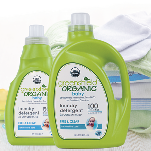 Laundry Detergent - Baby Free & Clear