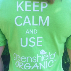 greenshield organic™ Team T-Shirt