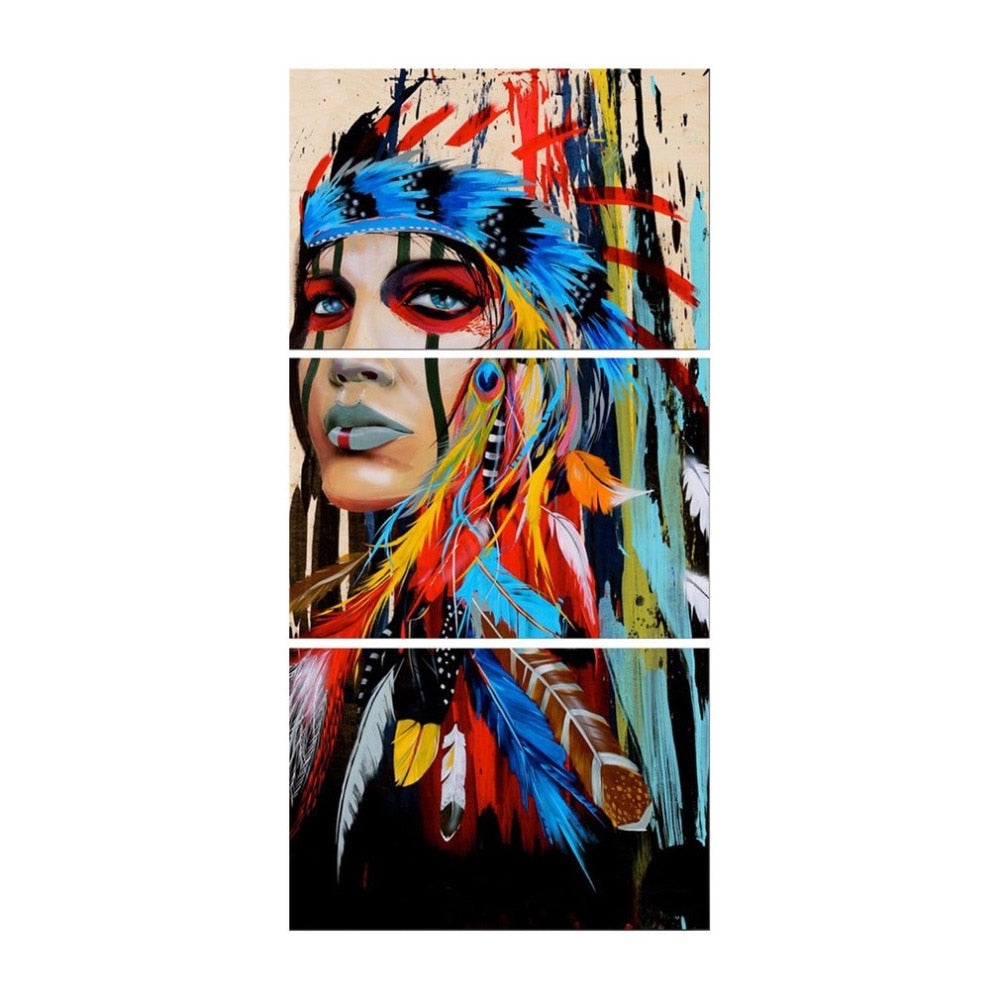 American-Indian-themed-oil-canvas-painting-for-hotels-home-decoration-office-buildings-dance-halls-resorts-cafes-living-room-study-room-bedroom-restaurant-corridor-and-leisure-clubs-1