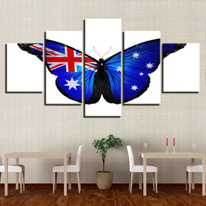 Australian-Flag-Butterfly-Wing-Overlay-Canvas-Wall-Art-5
