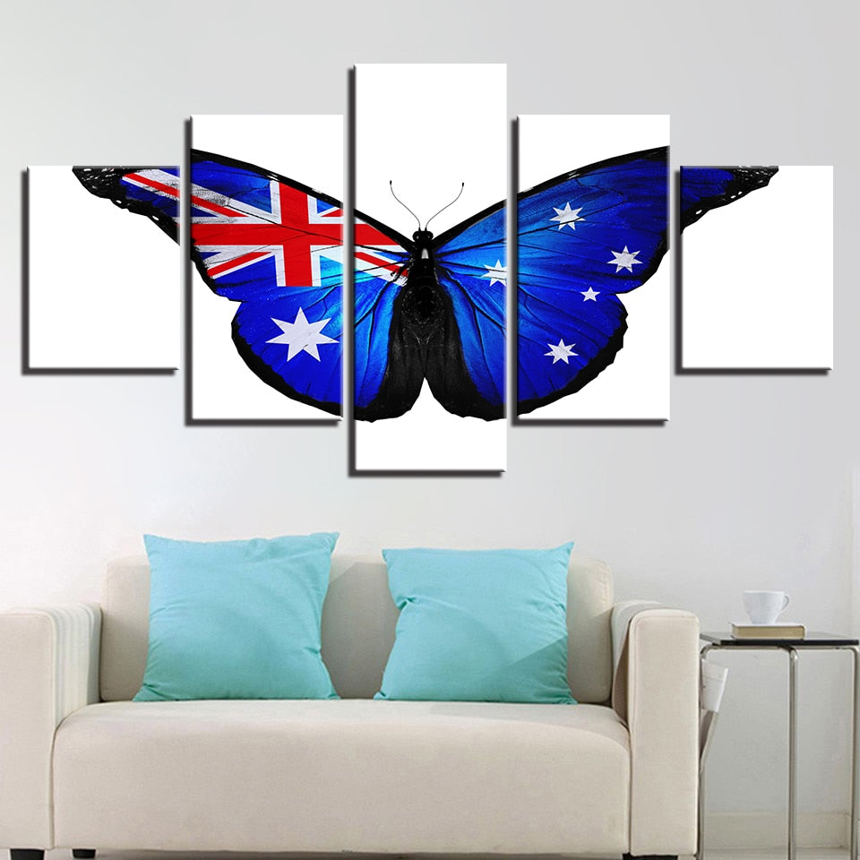Australian-Flag-Butterfly-Wing-Overlay-Canvas-Wall-Art-1
