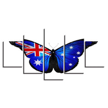 Australian-Flag-Butterfly-Wing-Overlay-Canvas-Wall-Art-2