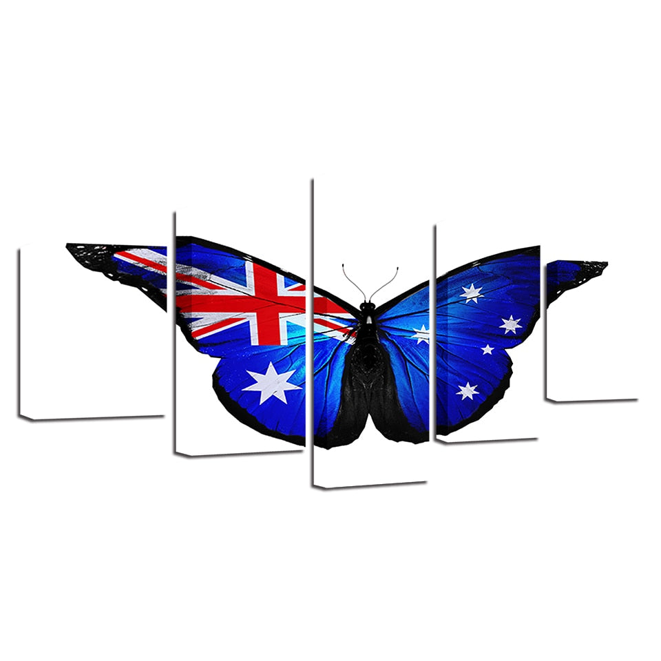 Australian-Flag-Butterfly-Wing-Overlay-Canvas-Wall-Art-3
