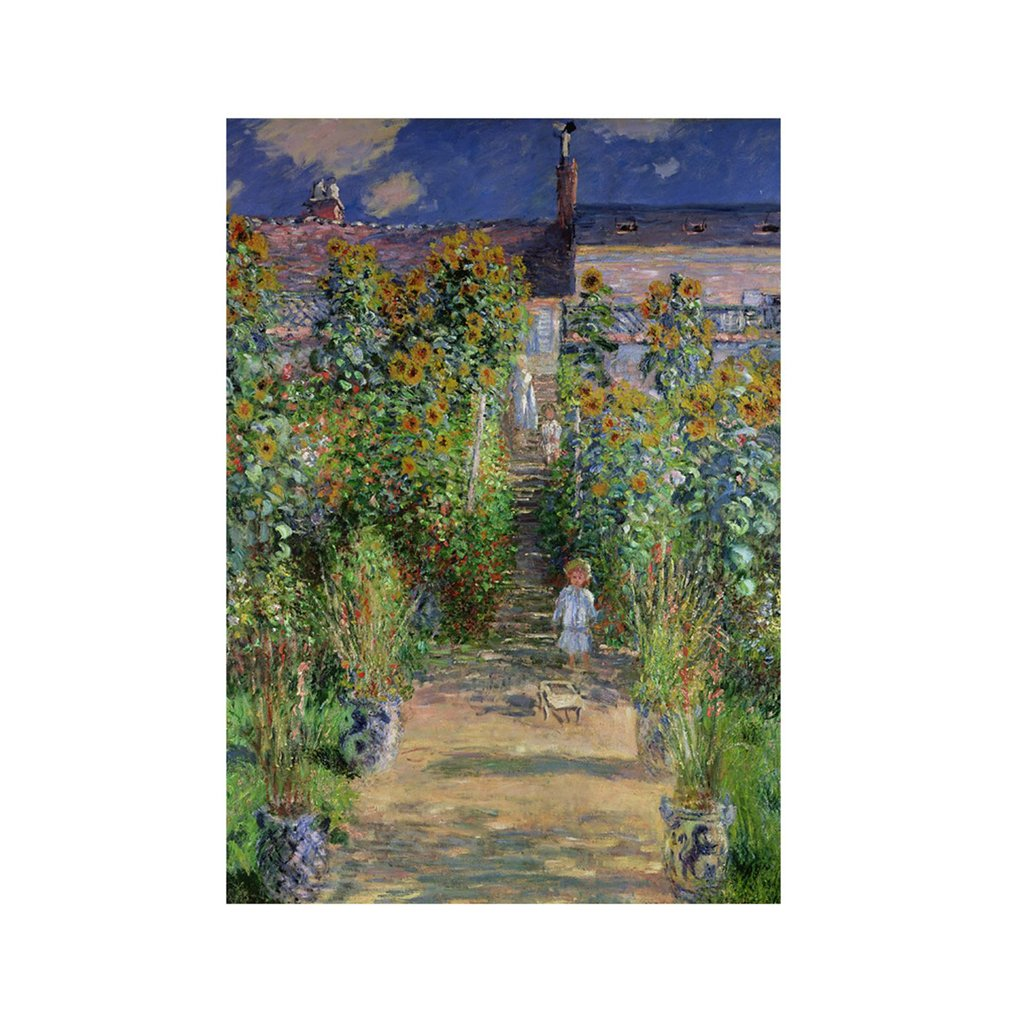 Claude Monet Oil Canvas Painting Wall Art
