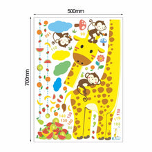 Cartoon-Giraffe-Height-Measurement-Wall-Stickers-6